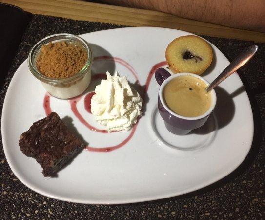 Bram, Fransa: Cuisine D'Ici et La