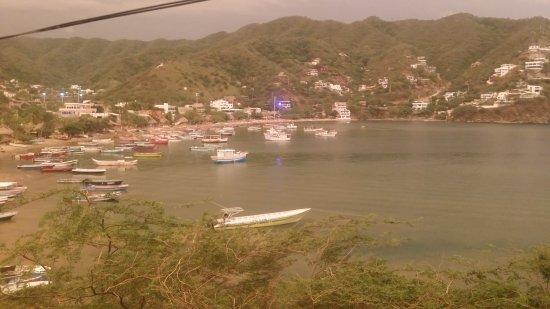 Hotel Bahia Taganga: 20170804_182334_large.jpg
