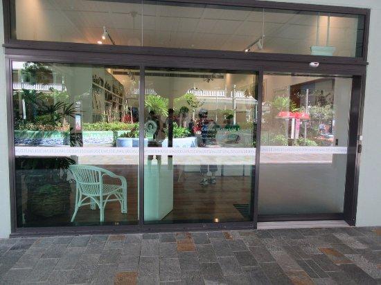 Cairns Museum : Entrance