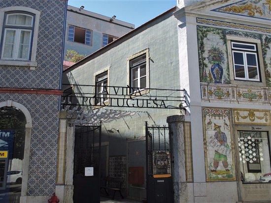 A Vida Portuguesa: La entrada