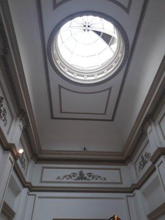 Palacio Canton: Detalle al interior