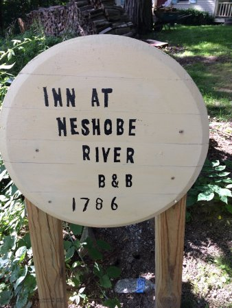 The Inn at Neshobe River: Our stay here has been so wonderful!!!