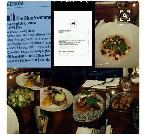 Gerroa, Australië: 50th birthday dinner