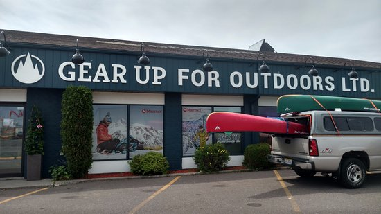 Gear Up For Outdoors Ltd