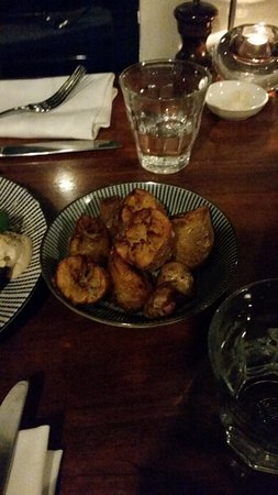 Gerroa, Australië: Sides spiced potato