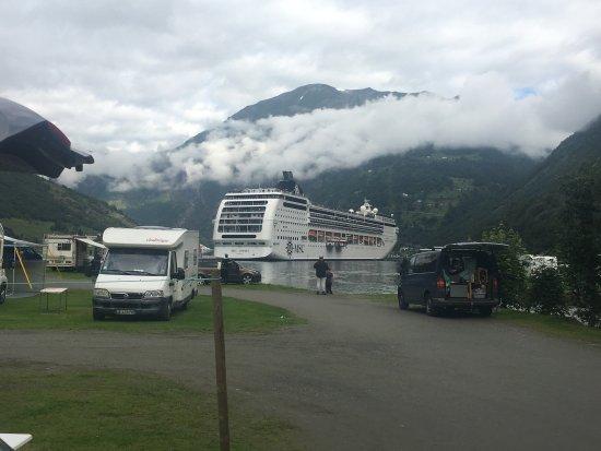 Geiranger Camping: photo3.jpg