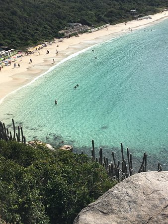 Forno Beach: Rumo ao Forno!