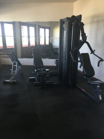 Taino Beach Resort & Clubs: Workout equipment