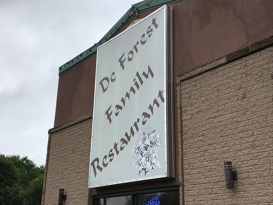 DeForest, WI: Good Family Restaurant