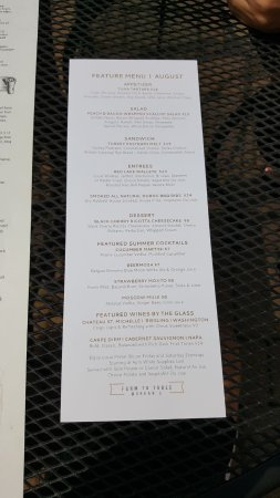 Burnsville, Minnesota: Feature menu