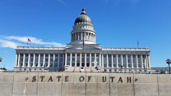 Tour Utah State Capitol