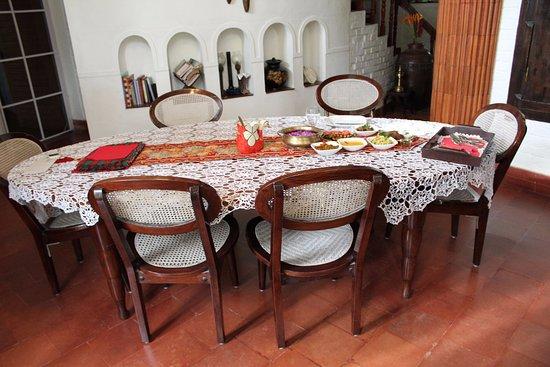 In Home Dining Experience Ernakulam Kochi