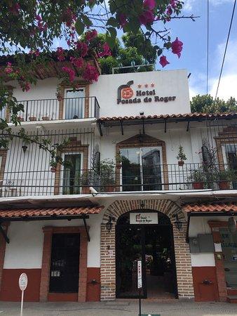 هوتل بوسادا دي روجر: Hotel Posada de Roger