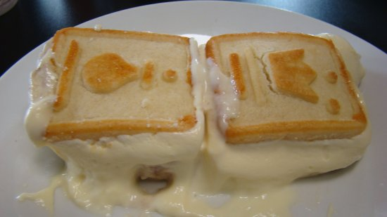 เจฟเฟอร์สันวิลล์, อินเดียน่า: THE banana pudding - home made and oh.so.creamy....