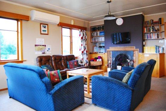 Surat Bay, New Zealand: Lounge