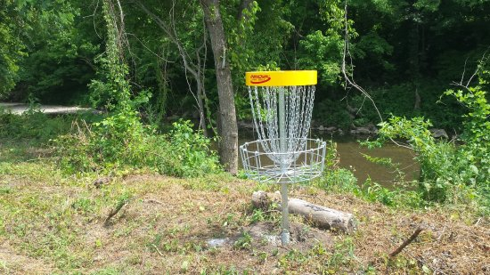 Leslie Disc Golf Course
