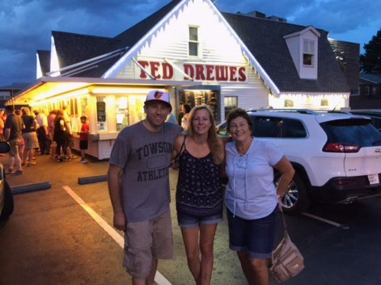 Ted Drewes Frozen Custard: This is Ted Drewes!