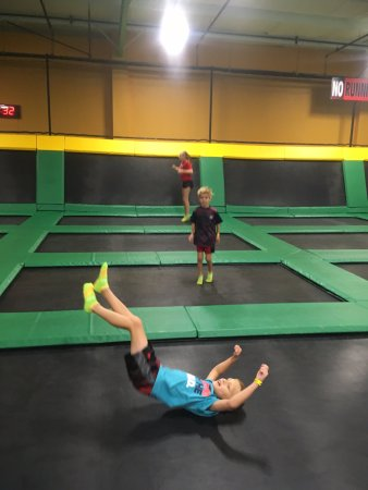 O'Fallon, MO: Flipping Fun!