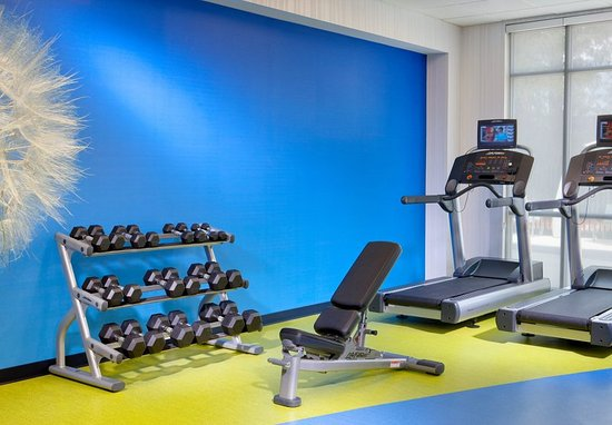 SpringHill Suites Houston The Woodlands: Fitness Center