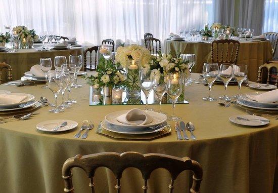 Lisbon Marriott Hotel: Casablanca Meeting Room