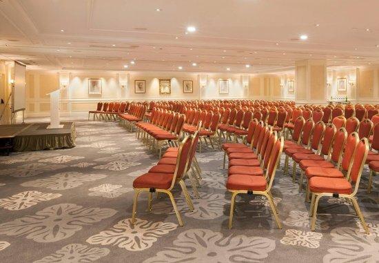 Lisbon Marriott Hotel: New York Meeting Room