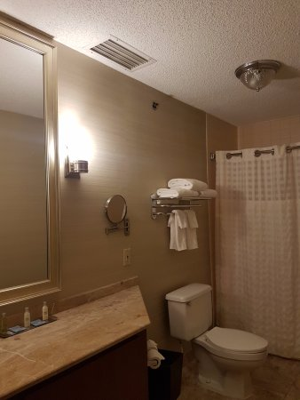 DoubleTree Suites by Hilton Hotel Cincinnati - Blue Ash : Master ensuite