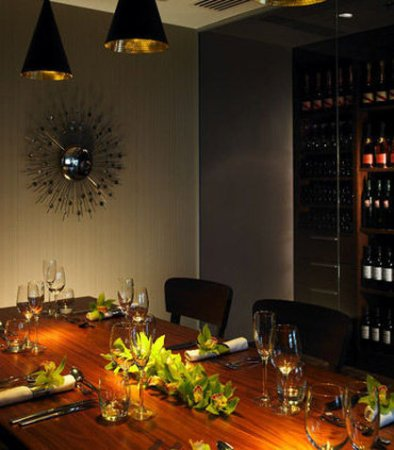 Lingfield Park Marriott Hotel Country Club Cyprium Bar Grill Private Dining Room