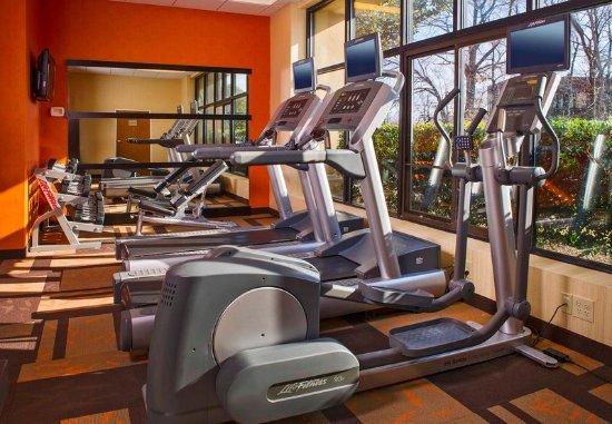 Courtyard Virginia Beach Norfolk: Fitness Center