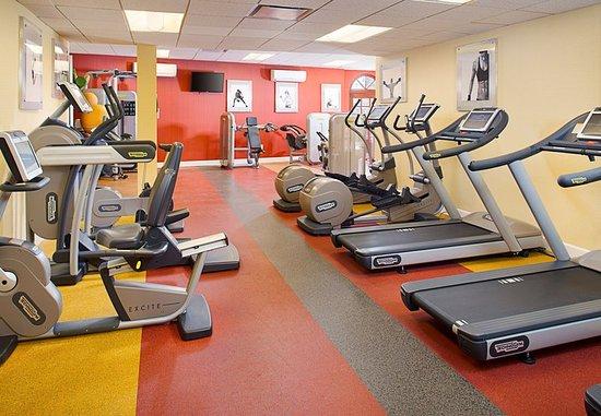Los Altos, CA: Fitness Center