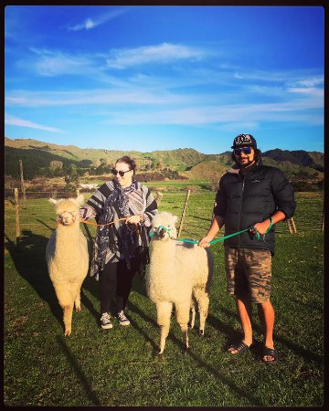 Taumarunui, New Zealand: What a day!