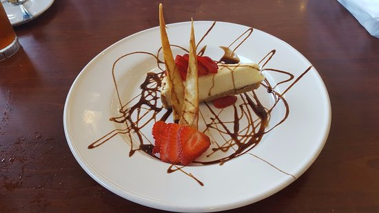 Lakeside, CA: Cheese Cake Dessert