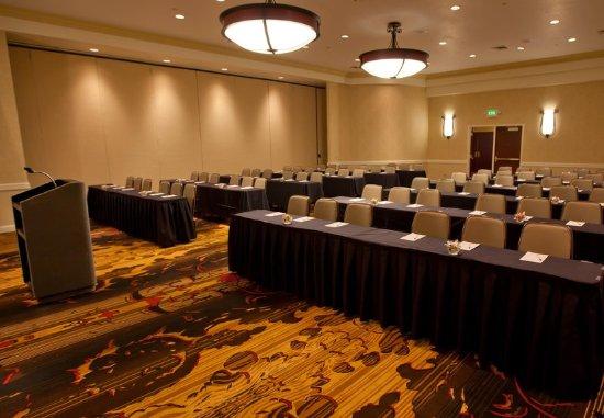 Park City Marriott: Prospector Meeting Room – Classroom Style