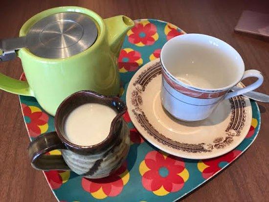 Browns Bay, Nueva Zelanda: English Breakfast Tea