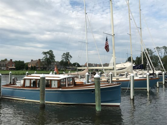 Inn at Perry Cabin by Belmond: Boat rentals