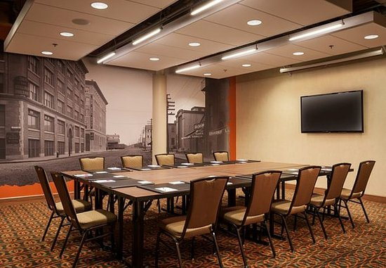 Residence Inn Boston Downtown/Seaport: Boardroom