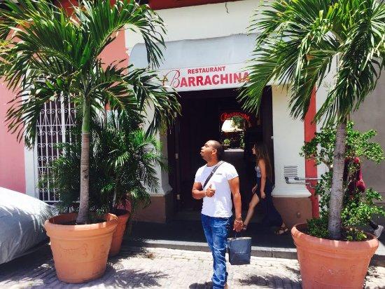 Barrachina Restaurant