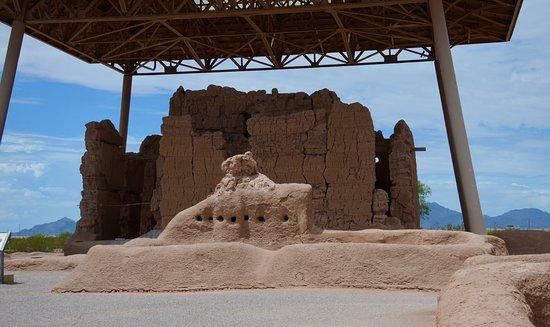 Coolidge, AZ: Casa Grande Ruins
