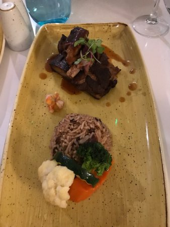 Cap Estate, เซนต์ลูเซีย: Calypso restaurant.....fabulous!