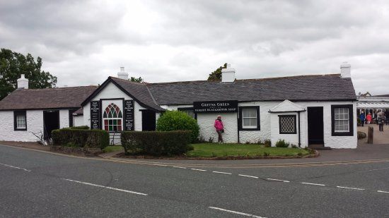 Gretna Green Blacksmith Shop: The Blacksmiths shop