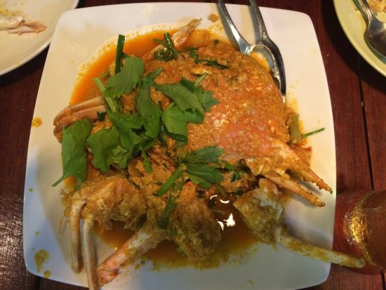 Pak Nam, Thailand: The food was amazing!