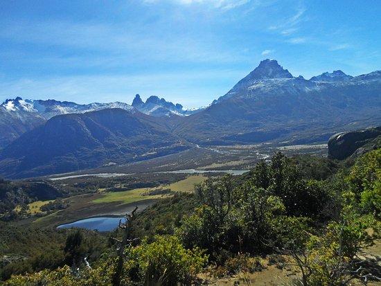 Villa Cerro Castillo, Chile: paisaje cerro castillo