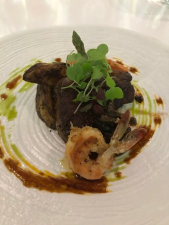 Cap Estate, St. Lucia: Culinary experience chefs table