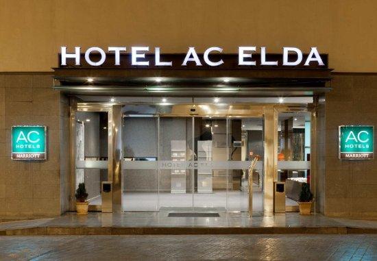 Elda, Hiszpania: Entrance