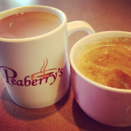 Peaberry's Cafe and Bakery