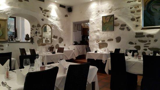 Ristorante Pinocchio: Restaurant innen