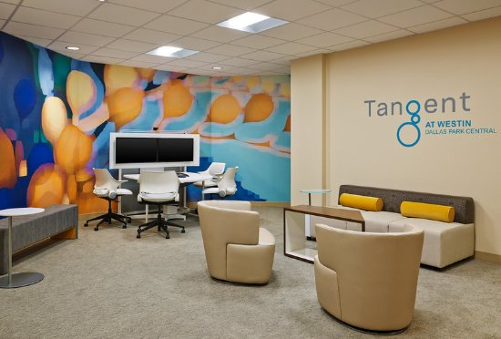 The Westin Dallas Park Central: Tangent