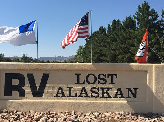 LOST ALASKAN RV PARK - Updated 2018 Campground Reviews ...