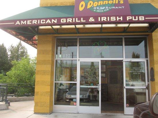 Everett, WA: Exterior of restaurant