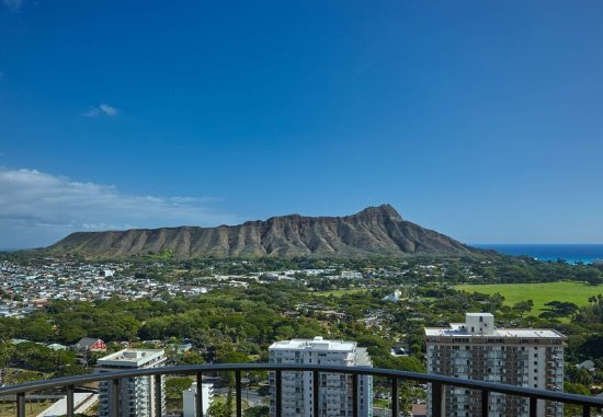 Waikiki Beach Marriott Resort & Spa: Paoakalani Tower Diamond Head & Ocean View