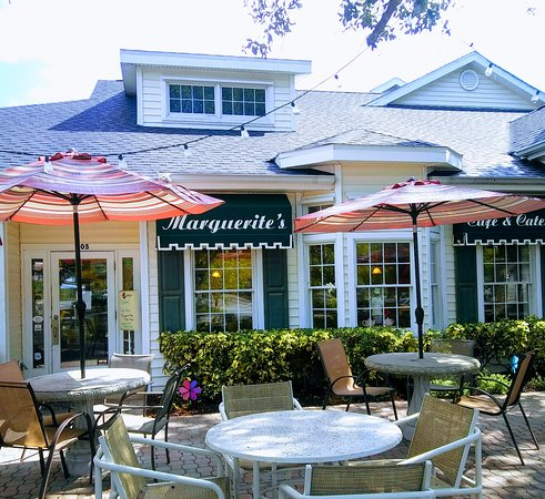 Marguerite S Cafe And Catering Dunedin Fl